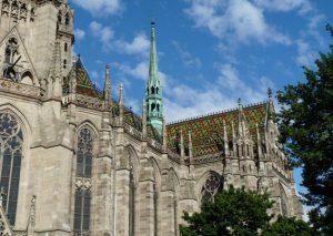 Evangelical Church of the Czech Brethren, Ostrava, Czech Republic