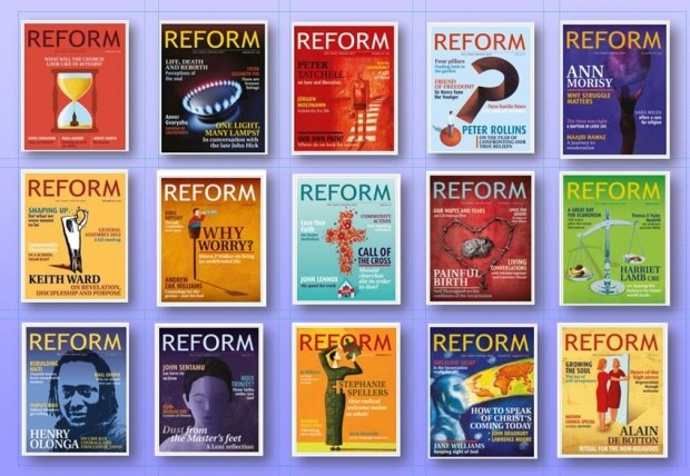 Reform Front Pages