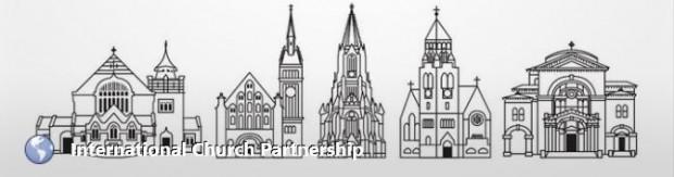 Our International Partnership Logo
