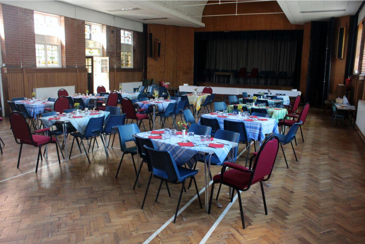 Church Facilities -Hall – 002