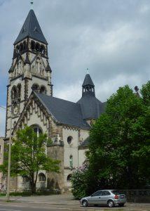Petrusgemeinde Dessau, Germany
