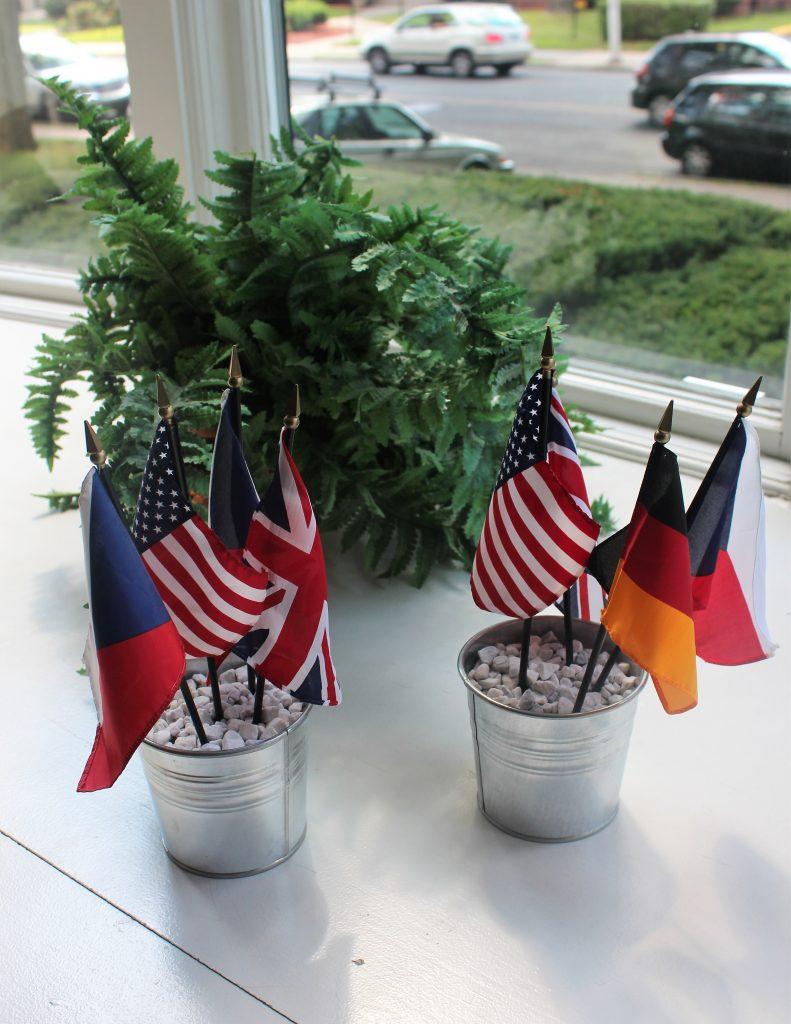 Partnership Flags v