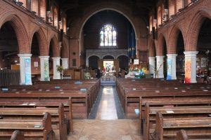 Purley United Reformed Church - Sanctuary